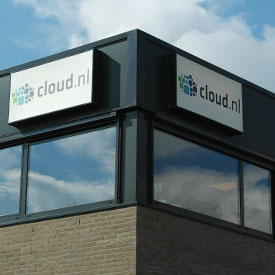 Cloud hosting Breda